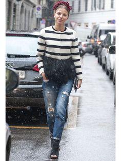 Day 3 Street Style at Milan Fashion Week