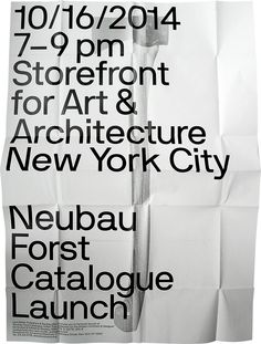 Special Limited Edition Print of NBF NYC Series (A0) on Behance