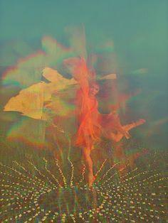 Dancer Bergtora Einarsdottir, photo by Karolina Daria