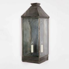 Period - Exterior-lanterns - Large Greenwich Wall Lantern - Bespoke Lighting - Products - The Limehouse Lamp Company Ltd Porch Lanterns, Outdoor Wall Lantern, Outdoor Walls, Garage Lighting, Lighting Showroom, Outdoor Lighting, Exterior Wall Light, Exterior Lighting, Wall Lights