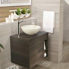 Bathroom Cabinets and 50 Storage Ideas Minimalist Bathroom Furniture, Small Bathroom Furniture, Modern Bathroom Cabinets, Minimalist Bathroom Design, Bathroom Interior, Modern Small Bathrooms, Luxury Master Bathrooms, Washbasin Design, Home Entrance Decor