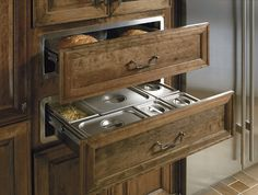 warming drawers for the kitchen!  No more boys complaining about dinner being cold when they come home from practice!