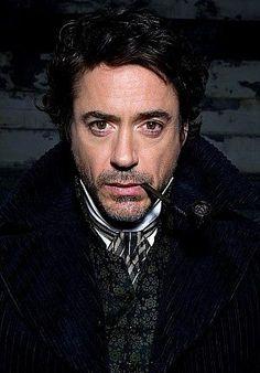 Sherlock Holmes (Robert Downey Jr.) - Sherlock Holmes