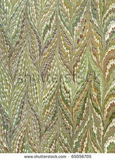 Antique Marbled Paper Background by Andy Magee, via ShutterStock