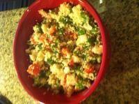 Tone It Up - Recipe Profile - Mediterranean Couscous Salad