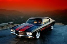 Chevelle SS Vintage year, akin to fine wine 70 Chevelle Ss, Chevrolet Chevelle, Rat Rods, Ford Mustang, Volkswagen, Toyota, Nova, Pretty Cars, Automobile