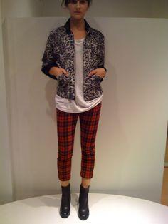 Isabel Marant webster jacket/ gary pants