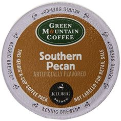 Green Mountain Coffee Southern Pecan, K-Cup Portion Pack for Keurig K-Cup Brewers 24 Count (Pack of 4)