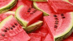 melancia possui calorias negativas