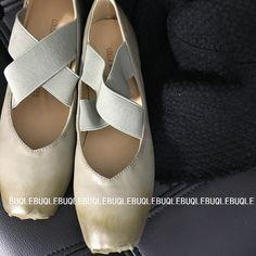 BUQLE 猪鼻子平底鞋~我的少女梦~预定15天-淘宝网全球站