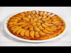 Francia ízek - Fordított almatorta (Tarte tatin) Szécsi Szilvi - YouTube Apple Pie, Food And Drink, Ethnic Recipes, Youtube, Youtubers, Apple Pie Cake, Youtube Movies, Apple Pies