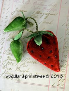 Woodland Primitives: ~needfuls~