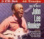 Only the Best of John Lee Hooker [CD], 13971335