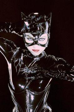 BATMAN RETURNS, Michelle Pfeiffer, 1992.