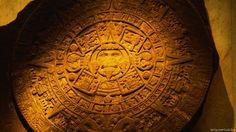 Man Made - aztec Wallpaper