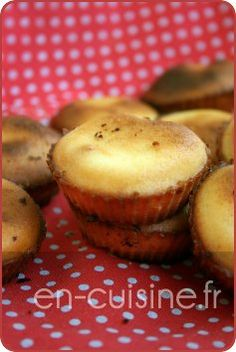 Recette financiers au citron au Thermomix Cooking Chef, Cooking Time, Dessert Thermomix, Caramel Shortbread, Desserts With Biscuits, Biscotti, Sweet Recipes, Good Food, Vegan