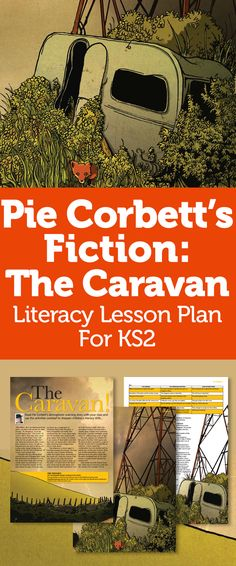 Pie Corbett's Writing Class – Create A Sense Of Danger With The Caravan! Teaching Schools, Primary Teaching, Teaching Kids, Teaching Resources, Talk 4 Writing, Teaching Writing, Teaching English, Pie Corbett, Ks3 English