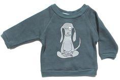 $43 Yoga Dog Sweatshirt