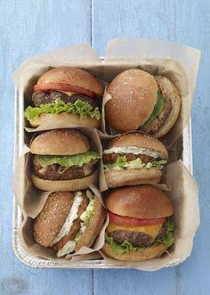 Hamburgers eten in Amsterdam! 13 tips | ELLE Eten