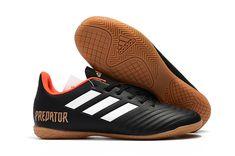 f3be5eefcfdcf Cheap Adidas Predator Tango 18.4 IN Football Boots Black White Orange