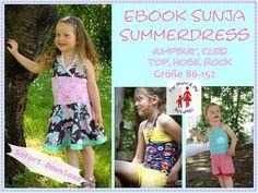 Ebook+Sunja++Summerdress+Jumpsuit+Kleid+Rock+Hose+von+For+Mami+&+Me++auf+DaWanda.com