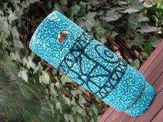 Large Bay Keramik Vase – Fat Lava – 1960s Sixties – turquois blue – WGP – Mid Century Modernist – rare glaze – vintage – with label von everglaze auf Etsy