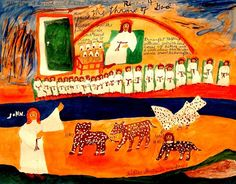 The Throne of God by Sister Gertrude Morgan.