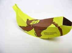 Packaging of the World: Creative Package Design Archive and Gallery: Durex Banana (Student Work)