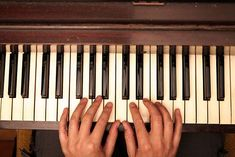 How to Teach Yourself to Play the #piano: 11 steps - wikiHow