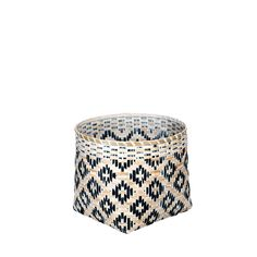 Kosz bambusowy Cra'ic L #kosz #koszyk #basket #bambus #bamboo #homemade #manufcture #design #rękodzieło #unique #limitededition #amiou #onemarket.pl