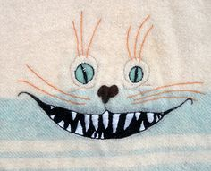 Tea Cosy. The Cheshire Cat