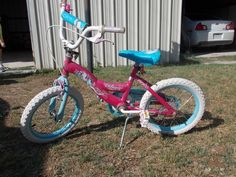 Princess girls Bike in ScottLeonhard's Garage Sale in Brownwood , TX for $20.
