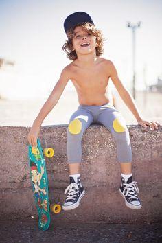Funky boys leggings - Loola Baby | KID