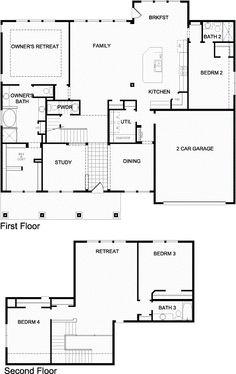 Hollybriar- The Perfect Floorplan!