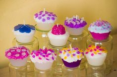 cupcake candles for info: info@flowerlab.it