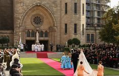 Beautiful royal wedding - Prince Guillaume of Luxembourg marries Countess Stephanie de Lannoy of Belgium