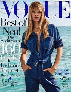 Vogue Germany July 2017