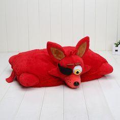 Five Nights At Freddys plush Pillow fnaf Golden Freddy Fazbear Mangle chica bonnie foxy plush stuffed pillow doll toy SQ12017