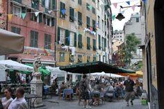Piazza delle Erbe, #Genova