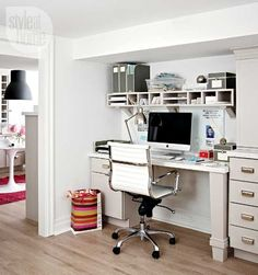 ACHADOS DE DECORAÇÃO - blog de decoração: HOME OFFICE