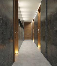 OLAYA HOTEL on Behance Corridor Design, Hotel Decor, Hotel Bedroom Decor, Hotel Bedroom Design, Bedroom Ideas, Hotel Lobby, Hotel Signage, Wayfinding Signage, Signage Design