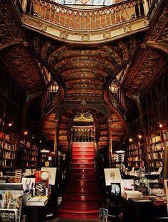 Lele Bookstore In Port Portugal