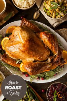 Enjoy this simple Thanksgiving recipe for herb roasted turkey. With just a few ingredients, you can easily cook the main event of your turkey dinner. Enjoy it at all your holiday meals! Thanksgiving Turkey, Thanksgiving Recipes, Fall Recipes, Holiday Recipes, Holiday Meals, Keto Holiday, Holiday Stress, Delicious Recipes, Roast Turkey Recipes