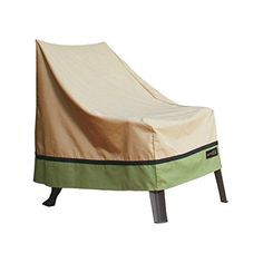 sure fit high back xl patio chair cover taupe - Patio Chair Covers