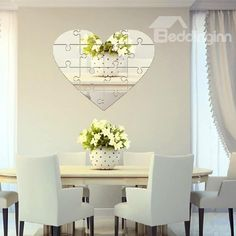 New Arrival Lovely Heart Style Acrylic Wall Stickers on sale, Buy Retail Price 3D Wall Stickers at Beddinginn.com;http://www.beddinginn.com/product/New-Arrival-Lovely-Heart-Style-Acrylic-Wall-Stickers-10887132.html