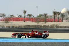 Fernando Alonso Qualifiche  GP Bahrain 2013