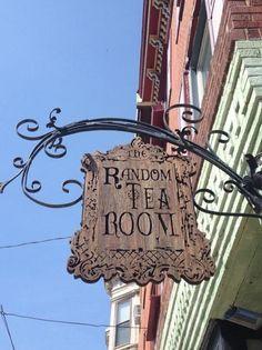The Random Tea Room, Philadelphia