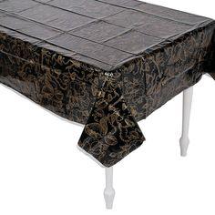 Spooky+Floral+Tablecloth+-+OrientalTrading.com