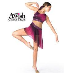 Lyrical Dance Costumes | ... Dance 2013: Glitter In The Air - Child Ballet/Lyrical Dance Costume