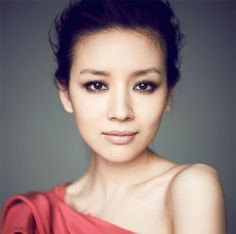 Nude lips soft smokey eye -Asian/mono lid eyes